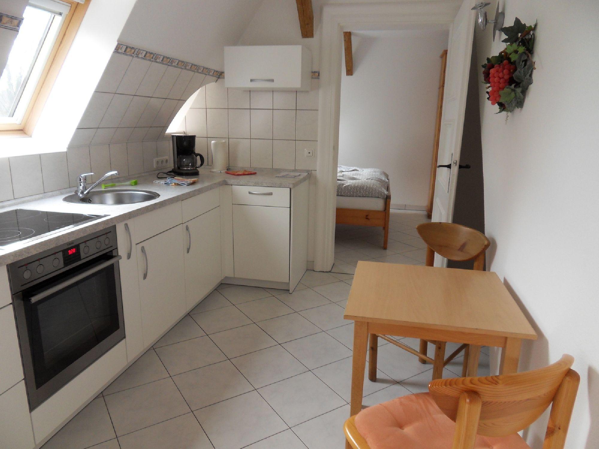 Küche Ferienwohnung 5